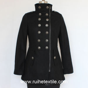 Tweed Coat / Overcoat /Jacket for Women