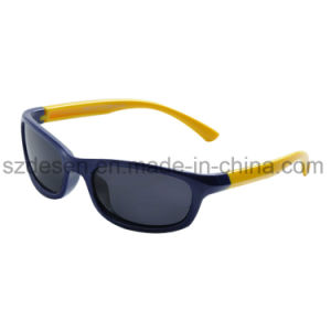 Hot Sell Fashion Cool Sport Wholesale Tr90 Kid Sunglasses pictures & photos