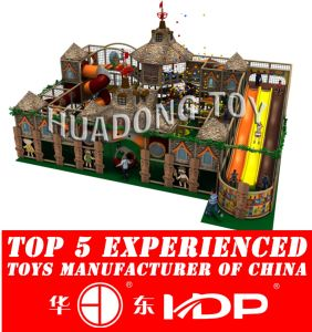 Huadong Indoor Playground New Style Ancient Tribe (HD2015B-006A) pictures & photos