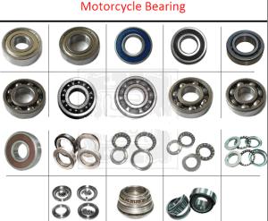 OEM High Quality Motorcycle Roller Bearings, Bearings Models