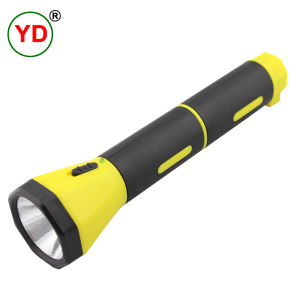 Plastic led torch
