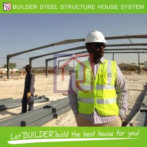 Qatar Project Steel Structure Workshop Warehouse pictures & photos