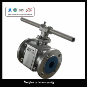 Forged Steel Ball Valve (F-02)