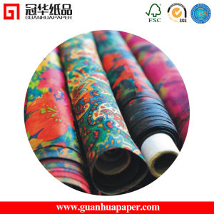 Sublimation Heat Transfer Paper Printing Paper for Fabric pictures & photos