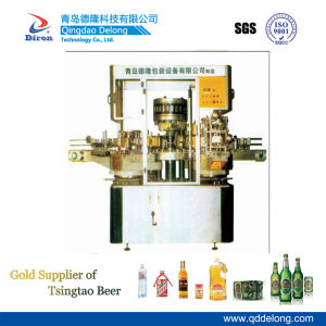 Low Price and Full Automatic Cold Glue Labeling Machine