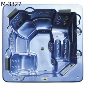 Monalisa USA Lucite Acrylic Balboa Control SPA Hot Tub (M-3327) pictures & photos