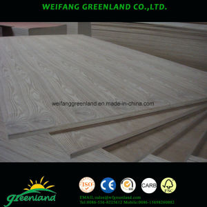 Artificial Veneered Plywood (CE, SGS, ISO grade, 1220X2440mm) pictures & photos