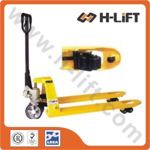 2.5ton Hydraulic Pallet Truck / Pallet Fork / Forklift (PT-BF) pictures & photos