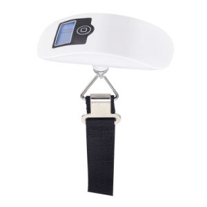 Luggage Suitcase Scale with Backlight (XF86011) pictures & photos