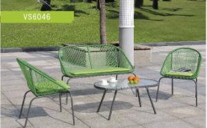 Simple Modern Wicker Garden Set pictures & photos