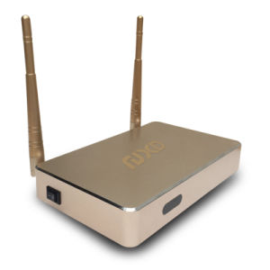 Quad Core Android Mini TV Box Support OEM/ODM Service pictures & photos