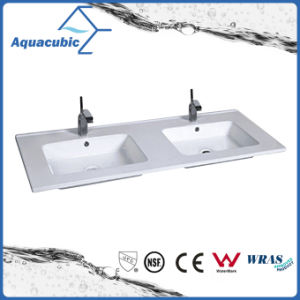 One Piece Bathroom Basin and Countertop Sink (ACB1601) pictures & photos