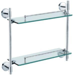 High Quality Glass Shelf/Bathroom Shelf pictures & photos