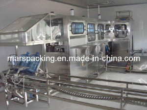 300bph 5 Gallon Pure Water Filling Machine pictures & photos