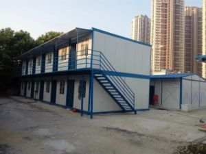 Prefab House for Construction Sites pictures & photos