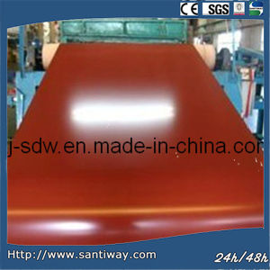 Color Coated Steel Coil (SC-007) pictures & photos