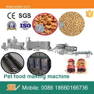 Multifunctional Popular Dog Food Extrusion Machine pictures & photos