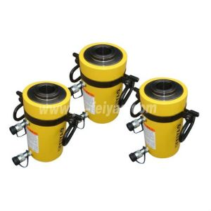 60 Tons Double-Acting Hollow Plunge Hydraulic Cylinders (FY-RRH) pictures & photos