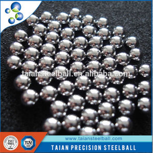 Manufacture AISI440c 420 316 304 Stainless Steel Ball G10-G1000 pictures & photos
