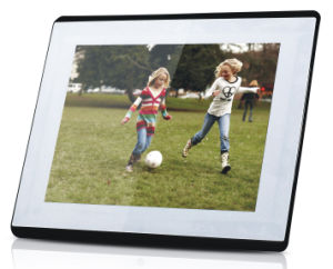 8 Inch Single Function Photo Frame with Square Shape pictures & photos