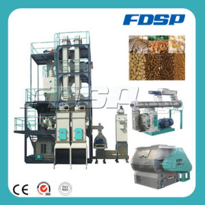 Easy Operation Cattle Feed Production Line pictures & photos