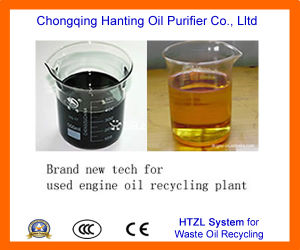 China new tech used engine oil recycling regeneration for How to recycle used motor oil