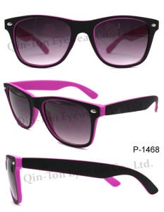 Promotion Sunglasses with Elastic Paint (P-1468)