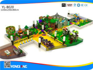 2015 New Design of Indoor Playground pictures & photos