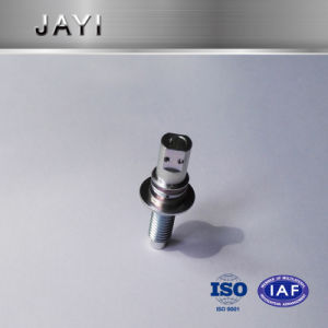 CNC Machined Screw by Turning, Drilling, Milling and Grooving pictures & photos