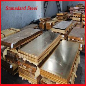 SUS Brass Sheet (C2100 C2200 C2300 C2400 C2600 C2680 C2700 C2800) pictures & photos