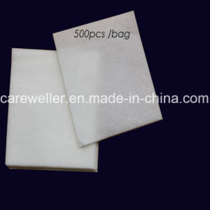 Square Absorment Cosmestic Cotton Pad pictures & photos