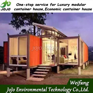 USA Standard Home Container/Shipping Container Home for America pictures & photos