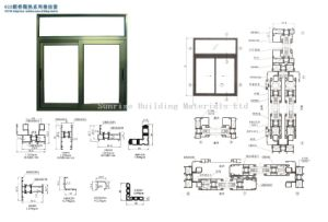 Aluminum Profile for Sliding Windows pictures & photos