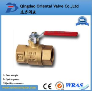 Good Quality ISO228 Quick Connected Brass Ball Valve pictures & photos