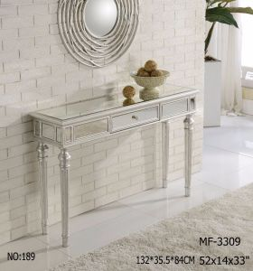 Factory Direct Silver Colour Mirror Dresser Table pictures & photos
