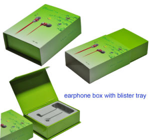 Paper Packing Gift Boxes for Earphone Jack pictures & photos