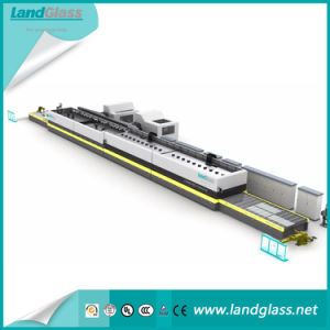 Landglass Latest CE/CCC Certified Toughened Glass Machine pictures & photos
