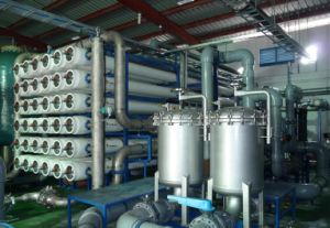 Marine Seawater RO System/Seawater Desalination Equipment pictures & photos