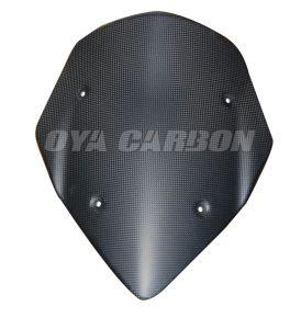 Carbon Fiber Windscreen for Multistrada 1200s pictures & photos