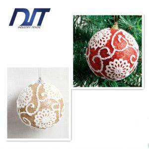 10cm Bubble Decoration Christmas Decoration Ball Christmas Tree Decoration Pendant pictures & photos