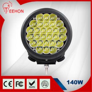 "Sale 7"" 140W Auto LED Work Light pictures & photos"