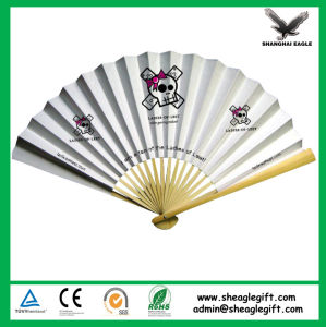 Chinese Model Cheap Promotional Gift Hand Fan pictures & photos