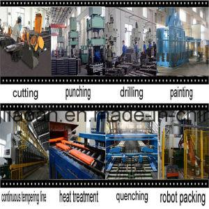 Komatsu Steel Track Shoe D75 for Komatsu Bulldozer Machine pictures & photos