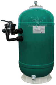China Deep Bed Laminated Sidemount Sand Filter For