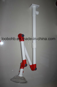 Muliple Joints PP Flexible Extraction Arm for Laboratory pictures & photos