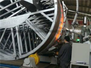 HDPE Large Diameter Hollow Wall Winding Pipe Manufacturing pictures & photos