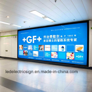Large Size LED Light Box with Aluminum Frame Advertising Product pictures & photos