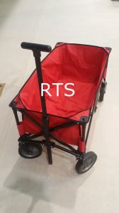 Popular Wagon Outdoor Camping Carry Trolley pictures & photos