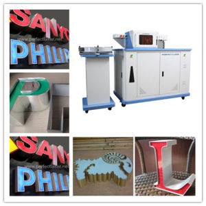 Channel Letter Bending Machine for Aluminum Stainless Steel pictures & photos