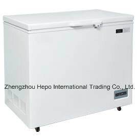 DC Compressor Large Capacity Car Freezer (260L) pictures & photos